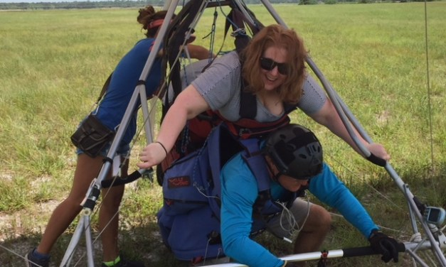 The Latest from FatGirlReviews.com: Tandem Flight Was So Not The Bees Knees