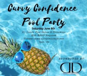 Curvy Chic Chick Makes a Splash with Announcement