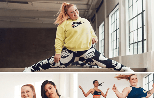 "Nike ""La-Counts"" Amanda in their Campaign"