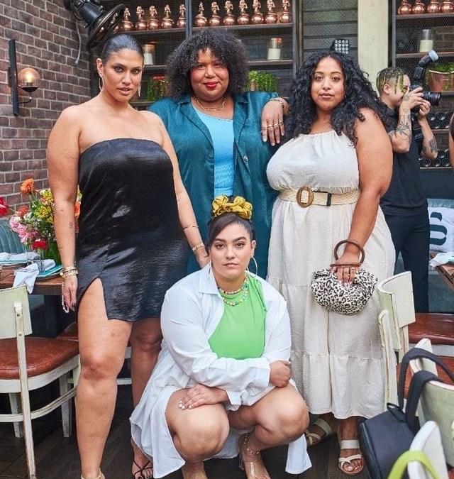 Emerging Plus Size Fashion Brand BloomChic Celebrates Plus Size Influencers