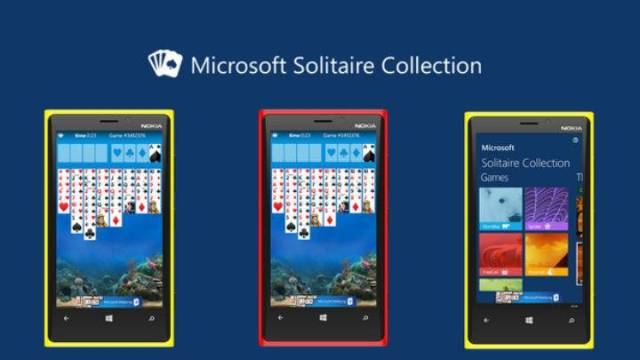 play-microsofts-solitaire-on-your-smartphone