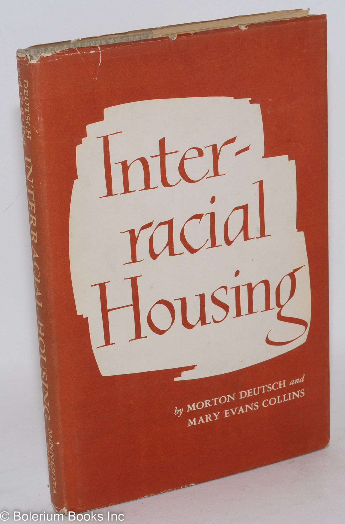 Interracial Housing; A Psychological Evaluation