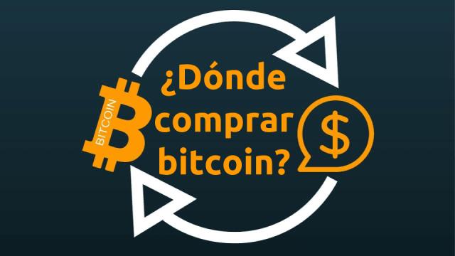 ¿Dónde comprar bitcoins online?