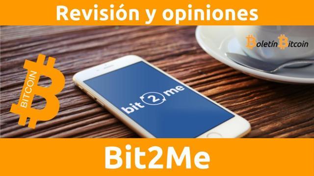 bit2me opiniones 2019