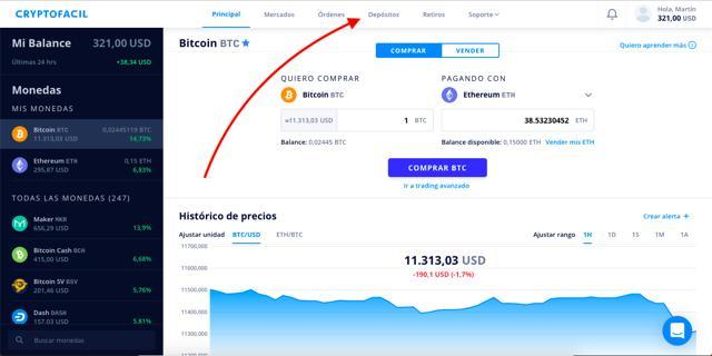 comprar bitcoins con tarjeta visa o mastercard en cryptofacil