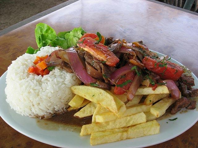Gastronoma en su viaje a Machu Picchu