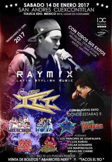 Raymix Latin Stylish Music  Muchas Mas Tickets  Boletos Express