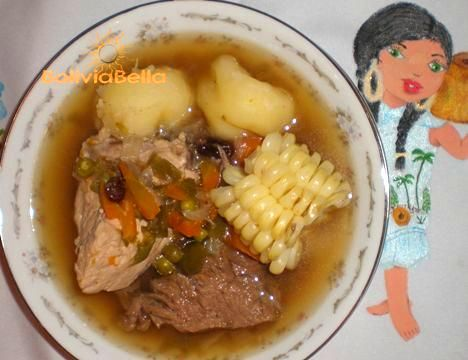 Traditional Bolivian Food and Recipes Restaurants
