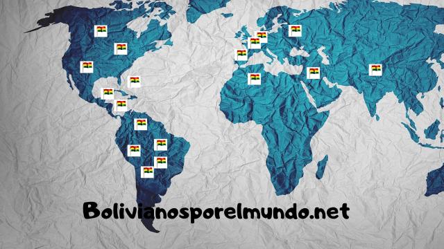 Embajadas y Consulados de Bolivia
