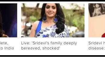 Rip Sri Devi