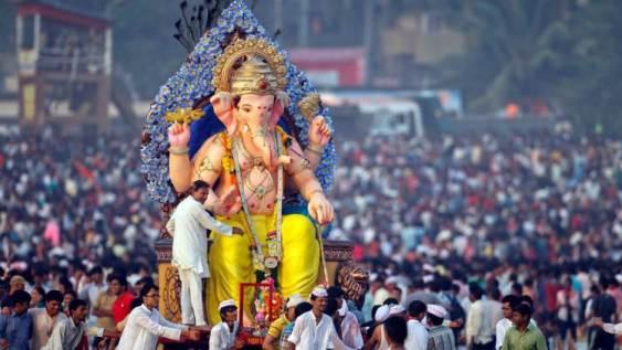 Ganesh-Chaturthi-Celebration-in-India