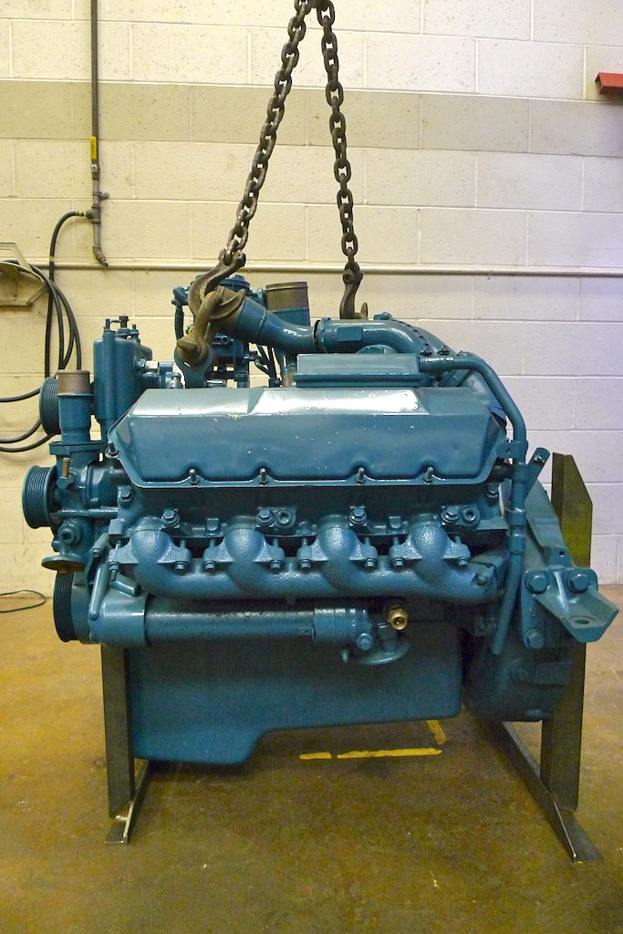 Bolland Machine  For Sale T444E International 73L Engine