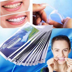 sbiancante denti dental whitestrips