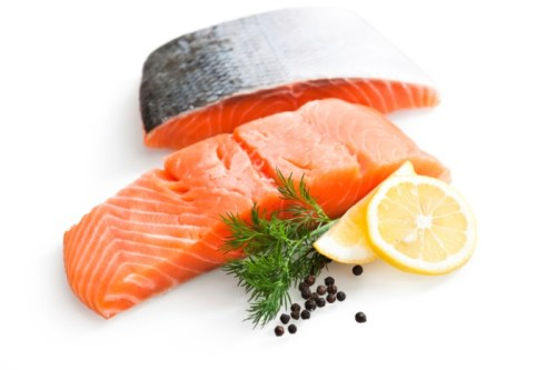 superfood salmone per dimagrire