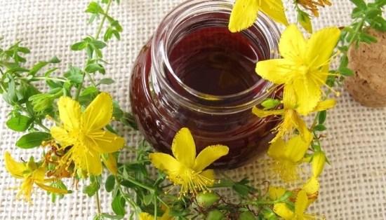 olio di iperico ricetta