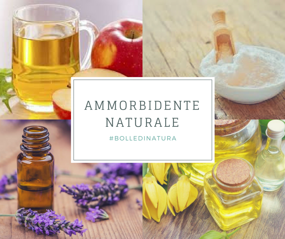 come fare ammorbidente naturale