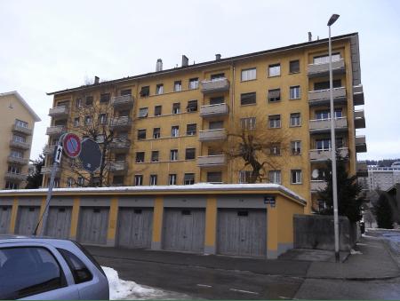 Location appartement la chauxdefonds  Bolliger immobilier