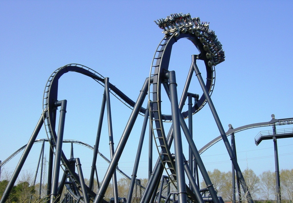 Inverted Coaster  Bolliger  Mabillard