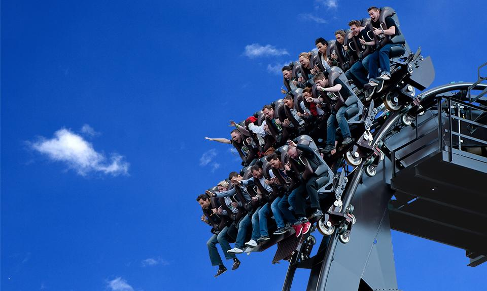 Dive Coaster  Bolliger  Mabillard