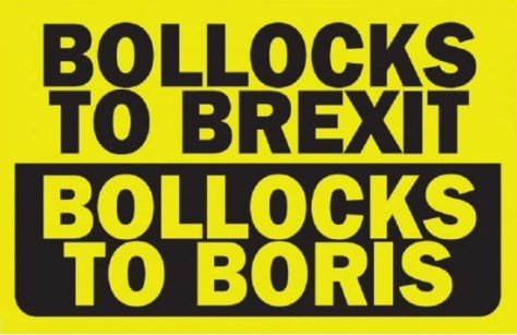 Bollocks To Boris