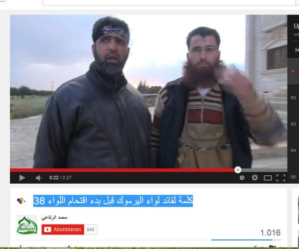 zoubi-und-jabhat-al-nusra-kommandeur