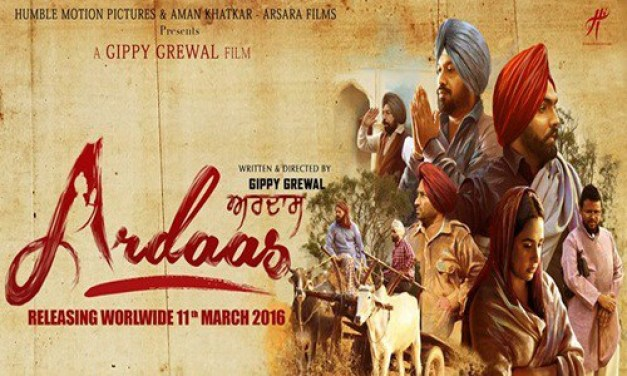 Ardaas 3rd day box office collection