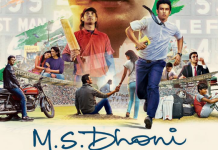 MS Dhoni The Untold Story Budget