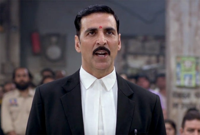 Jolly LLB 2 trailer review