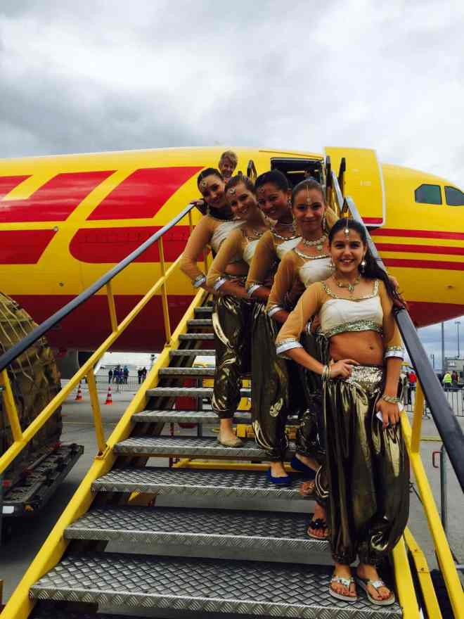 Bollywood-DHL Germany