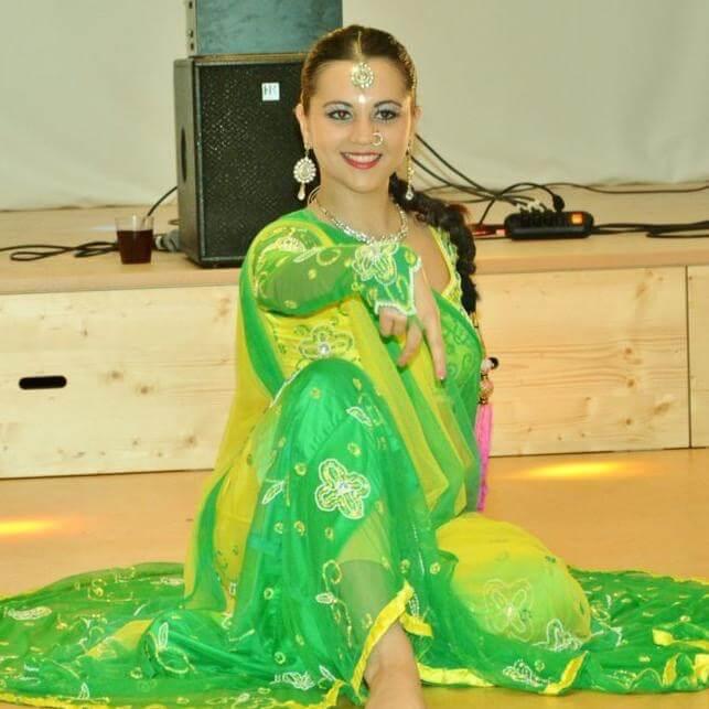 Bollywood Tänzerin Buchen