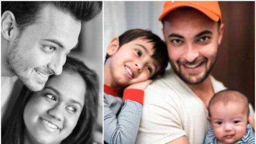 Bollywood acteur Aayush Sharma wilde altijd zijn kinderen een islamitische voornaam geven