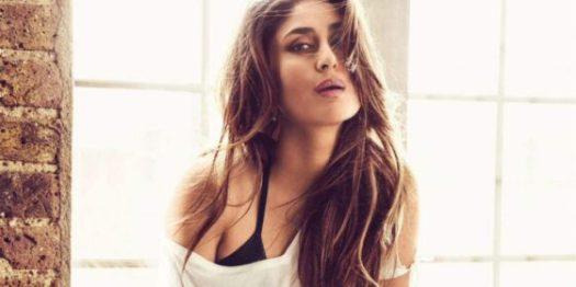 Bollywood actrice Kareena Kapoor Khan had nog nooit een auditie gedaan