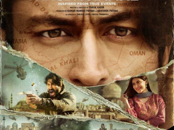 Bekijk de trailer van de Bollywood film Khuda Hafiz