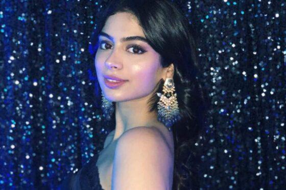 Ook jongste dochter Sridevi maakt binnenkort haar debuut in Bollywood