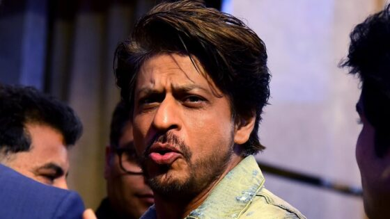 Volgende opnames Bollywood film Pathan in Europa