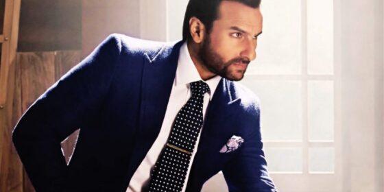 Bollywood acteur Saif Ali Khan tekent voor nieuwe serie voor Netflix