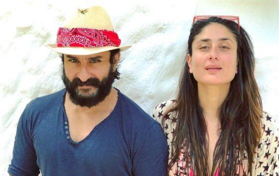 Bollywood actrice Kareena Kapoor wees Saif Ali Khan's huwelijksaanzoek twee keer af