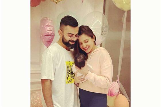 Bollywood actrice Anushka Sharma maakt naam dochter bekend
