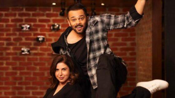 Bollywood filmmakers Farah Khan en Rohit Shetty komen met nieuws over remake Satte Pe Satta