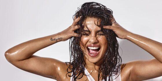 Bollywood actrice Priyanka Chopra introduceert eigen haarverzorgingslijn Anomaly