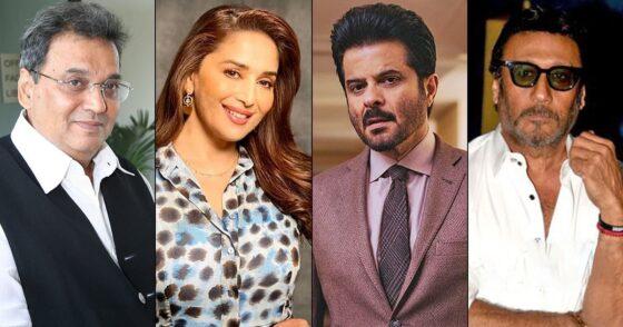Regisseur Subhash Ghai wil cast Bollywood film Ram Lakhan weer bij elkaar brengen