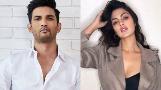 Bollywood actrice Rhea Chakraborty wil niet spreken over relatie met Sushant Singh Rajput