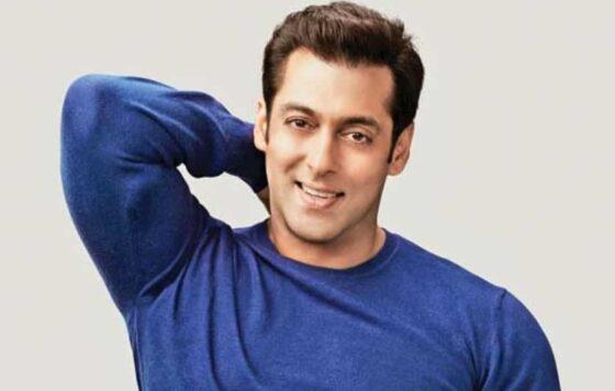 Bollywood acteur Salman Khan gaat geld doneren aan arbeiders in filmindustrie