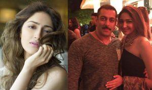 Sayesha Saigal Dating Salman Khan