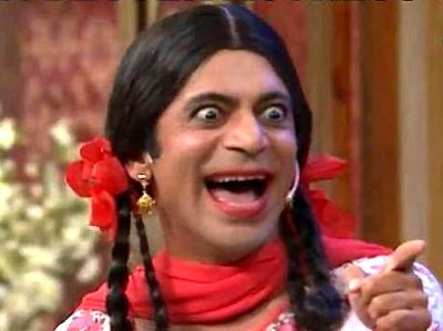 Sunil Grover, Gutthi, Creative script writer, MAD IN INDIA