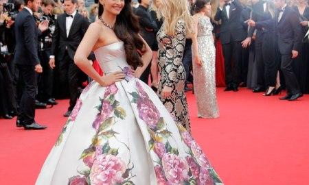 International, Fashion, Sonam Kapoor, 67th Cannes Film Festival