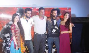 Trailer. launch, upcoming movie, Desi Kattey