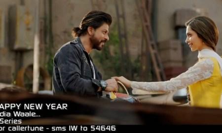 Shahrukh Khan, upcoming movie, Happy New Year, VIDEO Song