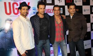 Pics: Anurag Kashyap, Ronit Roy, Rahul Bhat and Rohit Roy at UGLY premiere