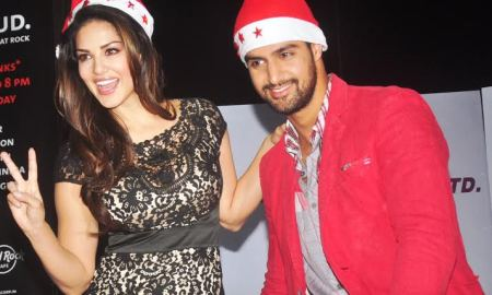 Sunny Leone, upcoming movie, One Night Stand, Christmas, celebrations